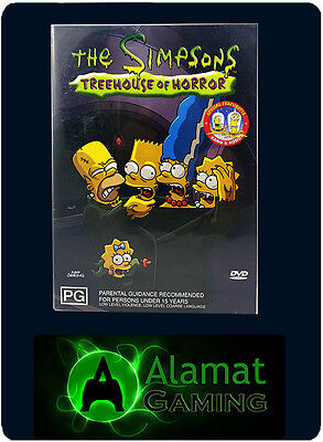 Dvd The Simpsons Treehouse Related Keywords & Suggestions - Dvd The
