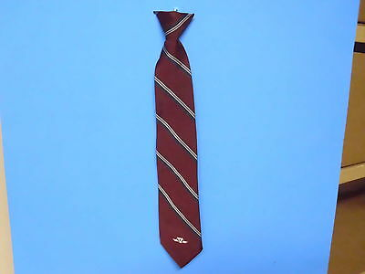 Discontinued Toronto Transit Commission Ttc Operators Clip On Tie 16 Inches
