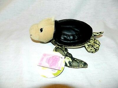 "8"" plush Precious Moments Tender Tails Limited Edition Endangered Sea Turtle NEW"