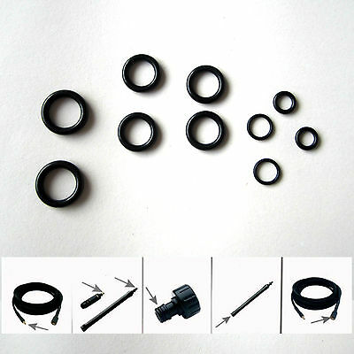 Nilfisk Pressure Washer Standard O Ring Service Kit - PW3