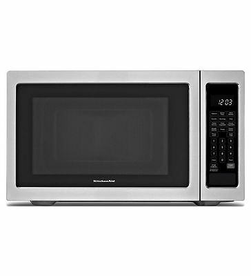 KitchenAid® Architect Series II 1.6 cu. ft. Countertop Microwave YKCMS1655BS