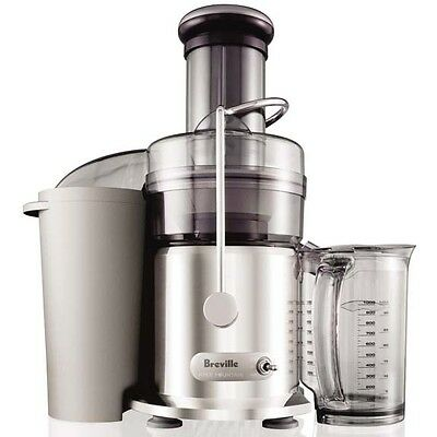 Breville Juicer Fountain Max 1200 Watt BJE410CRO