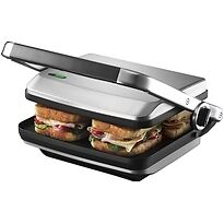 Sunbeam Sandwich Press 4 Slice 2400 Watt