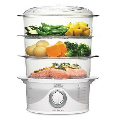 Sunbeam Rice Cooker / Steamer - Multi Level