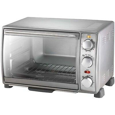 Sunbeam Bake & Grill Oven Multi-Function 19 Litre
