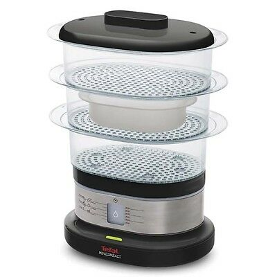 Tefal Compact Steamer - Multi Level VC1352