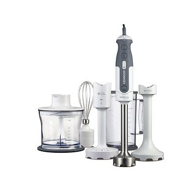 Kenwood Blender Hand Held Triblade Variable Speed HDP406WH