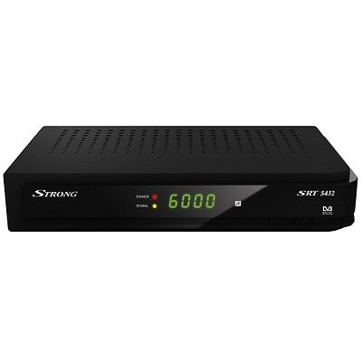 Strong Hd Set Top Box With Dvr Function SRT5432