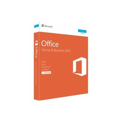 Microsoft [T5D-02877] Office Home & Business 2016