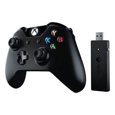 MICROSOFT [NG6-00005] Wireless Xbox One Controller For Windows