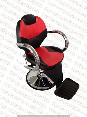 Barber Styling Tattoo Threading Beauty Hairdresse Hydraulic Recline Chair BX2668