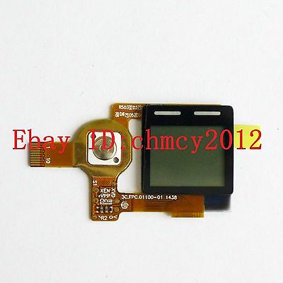 New Front LCD Display Screen For Gopro Hero 4 Black/Silver Edition Repair Part