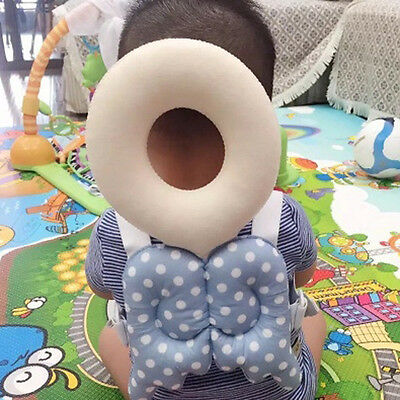 Baby kid head protection pillow Pad toddler head back care  crawl Infant cushion