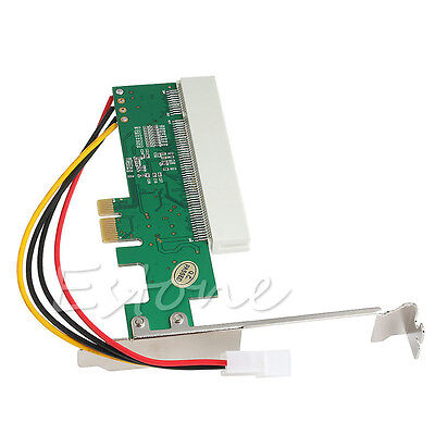Generic PCI Express to PCI Adapter Card Asmedia 1083 chipset  High Quality
