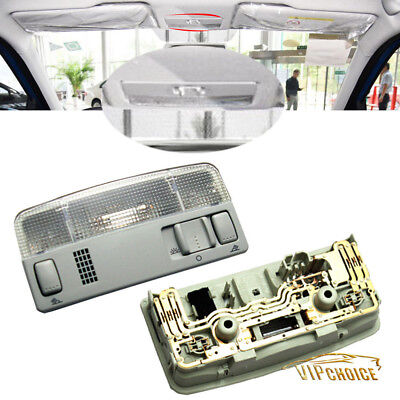 Gray Interior Reading Light Map Ceiling Lamp For VW Caddy Passat Touran Octavia