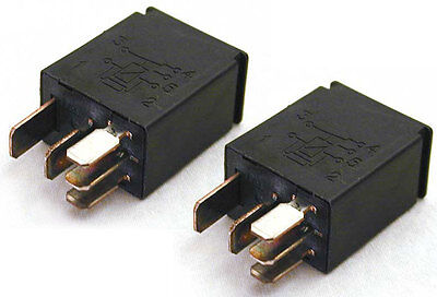 Pair Of (2) Indian Motorcycle Ignition Starter Relays - Chief Scout Spirit