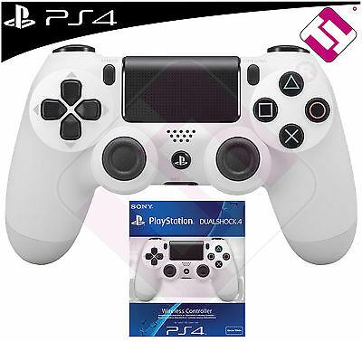 Mando Ps4 Dualshock Color Blanco Playstation 4 Precintado Nuevo Fabrica Oferta