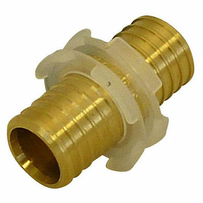 Sharkbite BRASS CRIMP COUPLING 20mm Fittings for PEX/Copper Pipe System