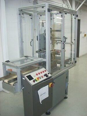 Multipack Automatic Shrink Bundler Model F40