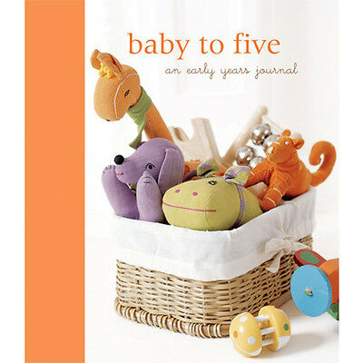 Baby to Five Journal - Would Make A Lovely GIft
