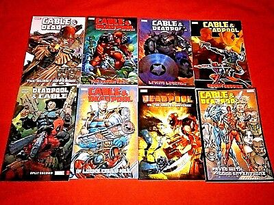 Cable & Deadpool Vol 1 2 3 4 5 1-29 Tpb If Looks Could Kill Graphic Novel New/nm