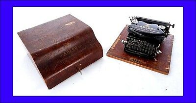Antique Adler 7 Typewriter in Amazing Condition. Germany, 1910-20