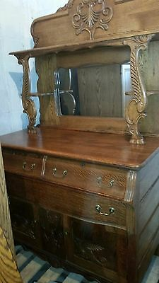 Antique sideboard (1800s)
