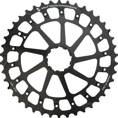 Wolf Tooth Components GCX XX1 Replacement Cog 44T, Black