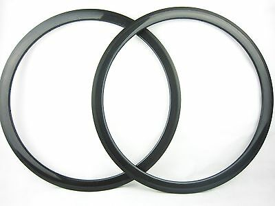 23mm width 30mm deep clincher road cycling rim,700C carbon bike rim