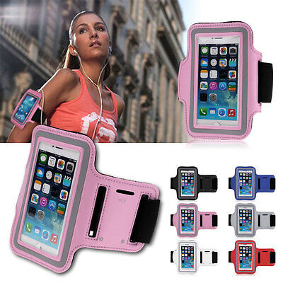 Premium Sports Armband Running Cycling Workout Arm Holder for iPhone 6 6s Plus
