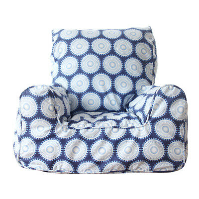 NEW Lelbys Freckles Navy Bean Chair