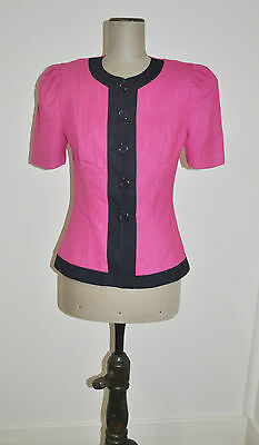 Vintage 80's STITCHES GOLD LABEL Fitted Jacket
