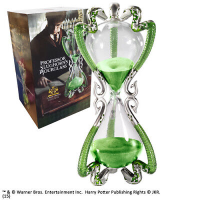 Harry Potter : SLUGHORNS HOURGLASS From The Noble Collection NOB7389