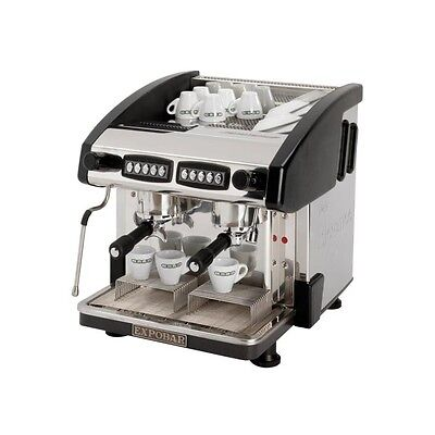 Brand New Expobar Elegance Compact Commercial Coffee Machine