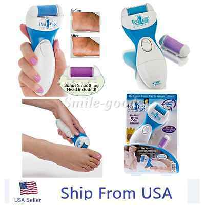 NEW Ped Egg Power Cordless Electric Callus Remover AS SEEN on TV PedEgg US