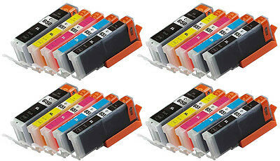 20X Ink Cartriges PGI-650 CLI-651 XL for Canon Pixma MG7160 MG5560 IP7260 MG6460