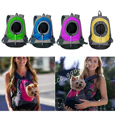 Portable Breathable Pet Carry Bag Small Dog Cat Carrier Puppy Outdoor Travel Bag