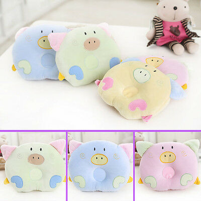 Baby Infant Pillow Memory Foam pig finalize cottonpillow baby sleep position