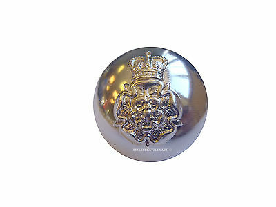 British Army - Queens Lancashire Regiment Buttons - Gold - Single - SP1644