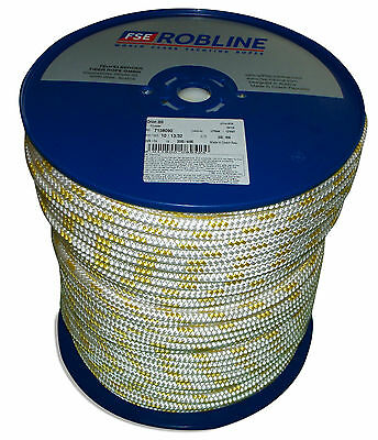 "10mm FSE Robline ""Orion 300 ""Polyester Rope *PER METRE* Sheet Halyard Sailing"