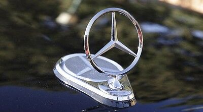 Mercedes Benz Electronic Star Emblem Up-Down Remote Control For Model With Hole