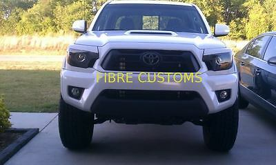 MADE TO FIT Tacoma Eyelids 05 06 07 TR Toyota Grille