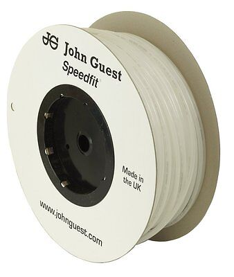 """John Guest LLDPE Tubing 1/4"""" Tube OD or 3/8"""" Tube OD 10 Feet for RO Water System"""
