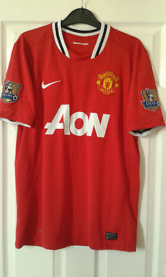Maillot Football Enfant Nike Manchester United Fc 423958