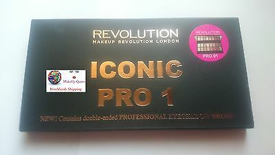 Makeup Revolution Salvation Eye Eyeshadow Palette Iconic Pro 1 or 2
