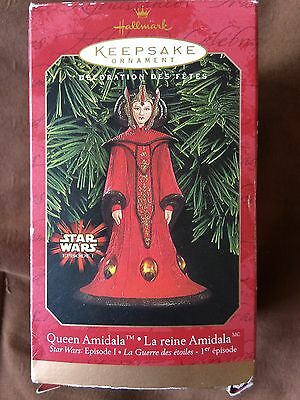 Queen Amidala / Reine Amidala / Star Wars episode 1 / limited edition / Hallmark