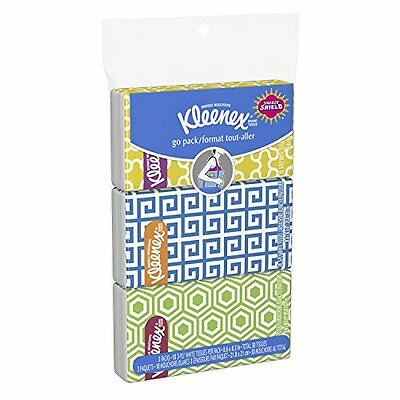 Kleenex Tissue to Go Pack, Travel Size, 12ct 036000119763A480