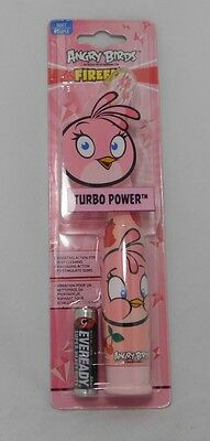 Turbo Power Angry Birds Firefly Toothbrush, Soft, 1ct 672935269366A203