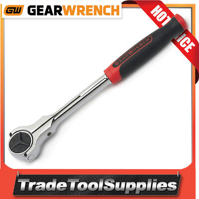 """GearWrench Ratchet 3/8"""" Drive Roto Cushion Grip 81225"""
