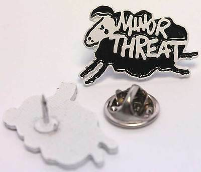 Minor Threat Sheep Pin (Mba 568)